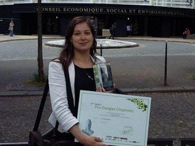 Stéphanie Anton - adj maire Orleans